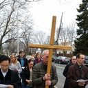 2015 Ecumenical Stations of the Cross Procession / Prayer Service photo album thumbnail 20
